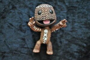 Little-Big-Planet-Sackboy-Peace-Sign-6-034-Figure-NEW