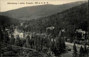 BARENBURG-b-Altenberg-Erzgebirge-alte-AK-um-1910-20-alte-Postkarte-Sachsen