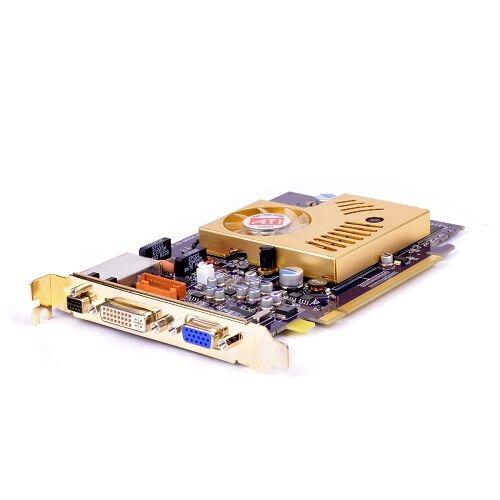 ATI Radeon All-in-Wonder X600 Pro 128MB DDR PCI Express PCI-e DVI//VGA Video Card