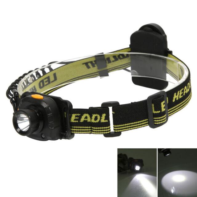 12000 Lumen Head LED Headlamp AAA Headlight Torch Flashlight Induction Headlight