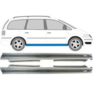 Voll Schweller Reparaturblech Volkswagen Sharan Galaxy Alhambra 1995-2010 Rechts