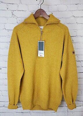 Fjällräven singri Knit Sweater outdoor cordero suéter señores refuerzos