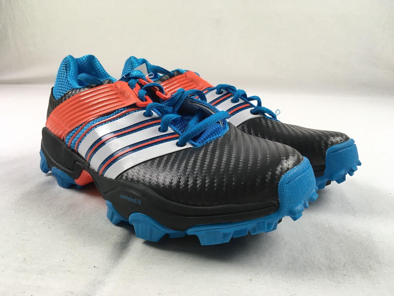 Nuove adidas adistar hockey   blu   arancia 4 milioni di scarpe (uomini 5.5) | Sensazione Di Comfort  | Scolaro/Signora Scarpa