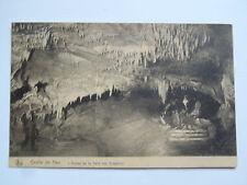 CPSM Grotte de Han l'Entrée de la Salle des Draperies