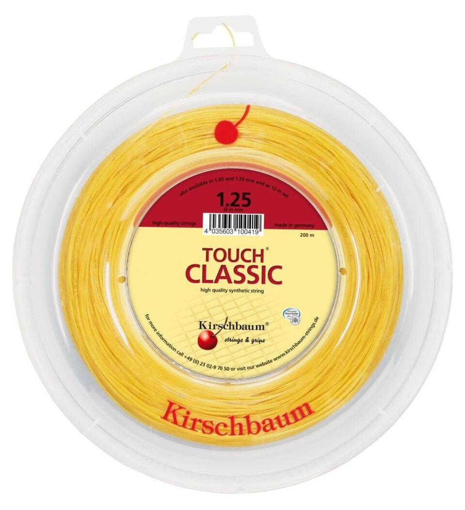 Kirschbaum TOUCH Classico Tennis Stringa Stringa Stringa 200m REEL 2ebbd9