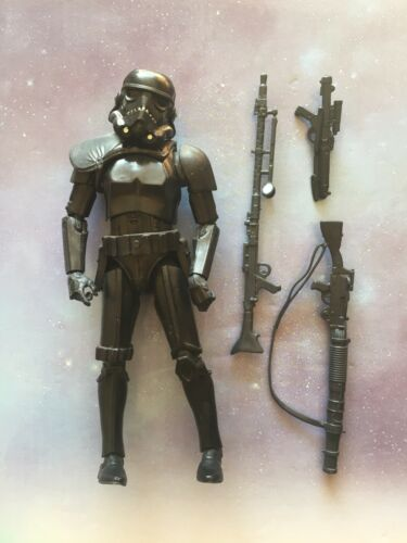 "Shadow Squadron trooper Stormtrooper loose Star Wars Black Series 6/"" Figure"
