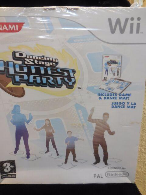 Dancing Stage Hottest Party para Wii NUEVO Y PRECINTADO.