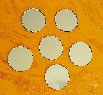 Shisha Glass Mirrors in assortment of shapes and sizes for Embroidery