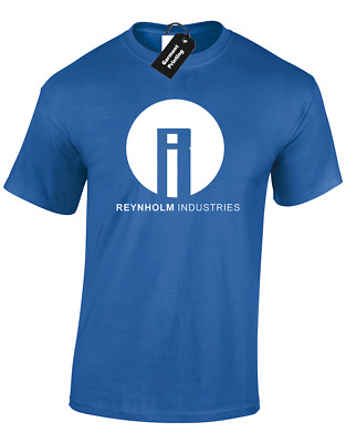 REYNHOLM IND 5XL MENS T SHIRT FUNNY IT CROWD RETRO COMEDY DESIGN MOSS GIFT S