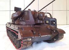 Tamiya  Flakpanzer  GEPARD 1/16 aus den 1970er Jahren!