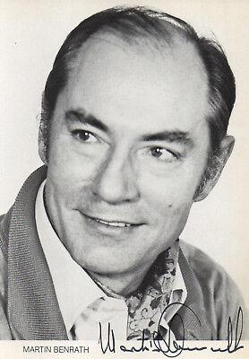 Martin Benrath