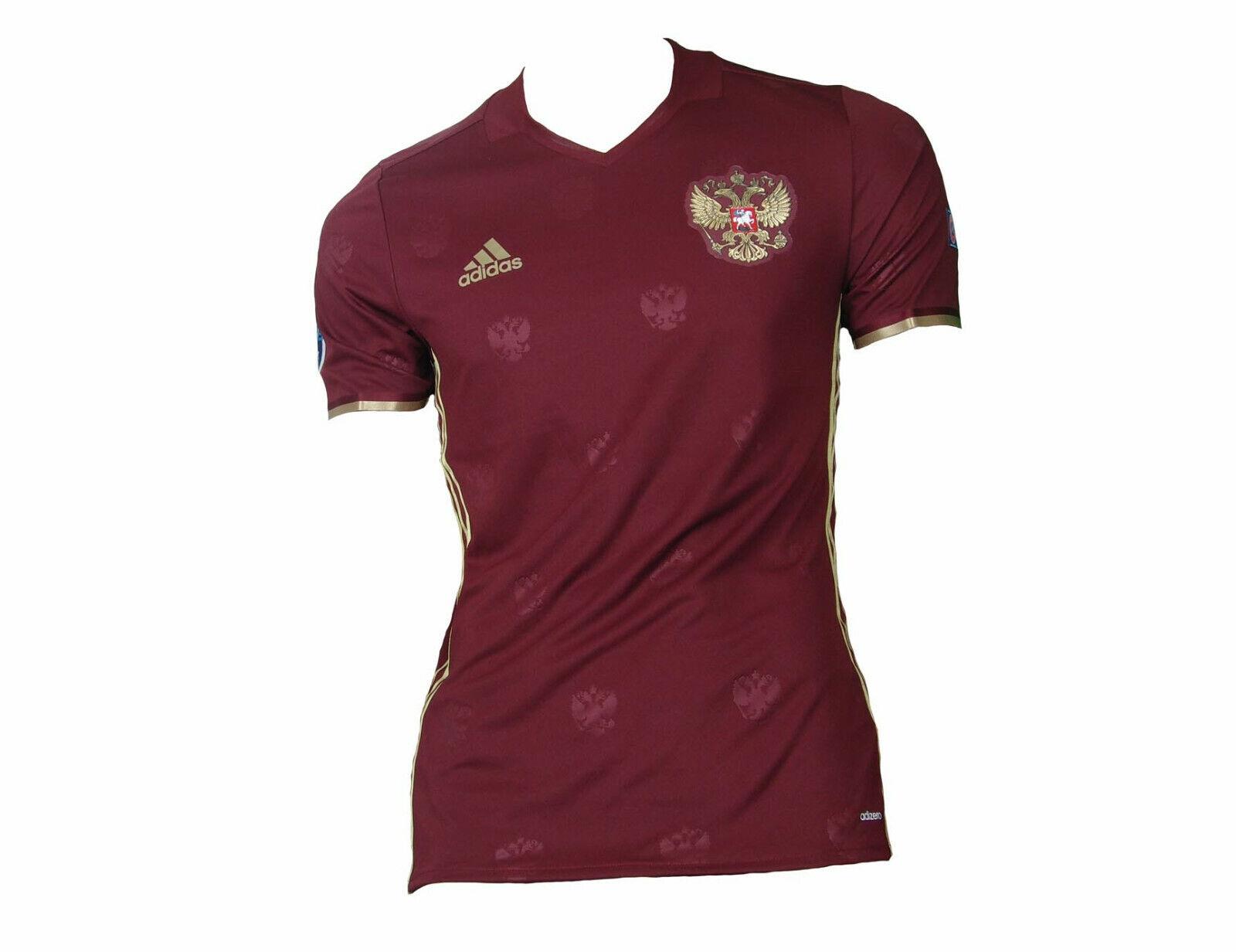Russland Trikot Nationalmannschaft Adidas 2015 16 Home Adizero Player Issue