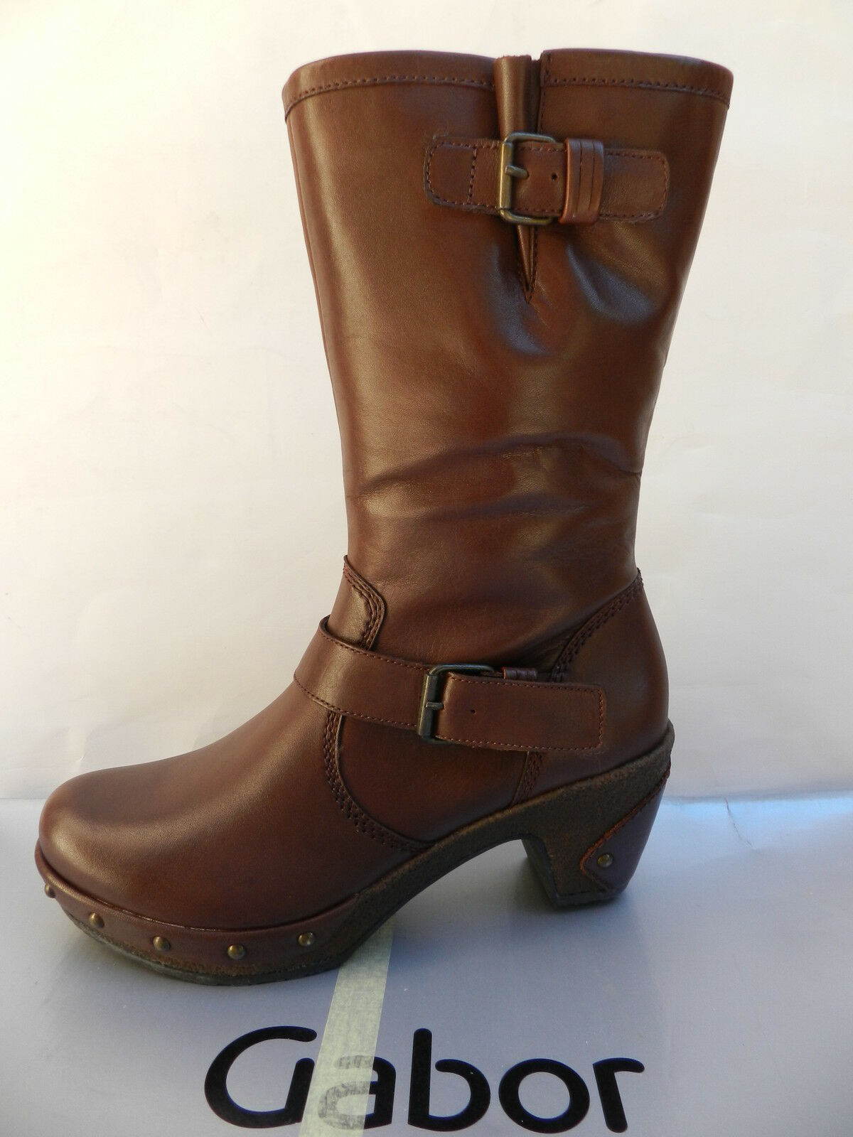 Gabor shoes comfort 32.703 womens furry knee boots 40,5 uk7
