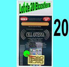 LOT de 20 BOOSTERS amplificateur d'antenne, GENERATION XPLUS (10+).