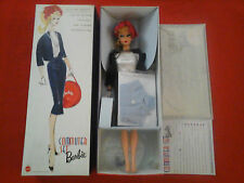 BARBIE COMMUTER SET POUPÉE MATTEL 21510 MANNEQUIN COLLECTOR REQUEST 1959 EDITION