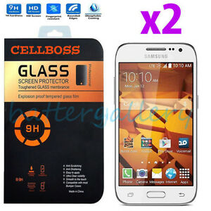 2-PACK-Tempered-Glass-Screen-Protector-Film-for-Samsung-Galaxy-Grand-Prime-G530