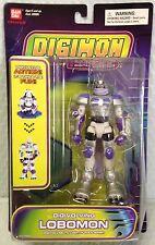 DIGIMON LOBOMON~Light Human Spirit~1997~NEW in the Package~Bandai Toys~NEW