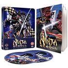 Ninja Scroll (Blu-ray and DVD Combo, 2012, 2-Disc Set)