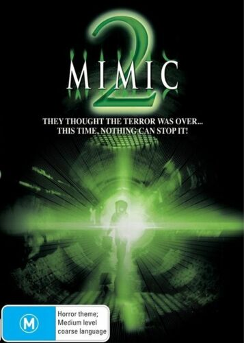 1 of 1 - Mimic 2 DVD R4