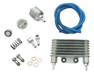 125cc NCY HIGH PERFORMANCE OIL COOLER KIT FOR YAMAHA ZUMA