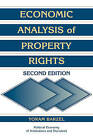 Economic Analysis of Property Rights by Yoram Barzel (Paperback, 1997)
