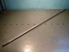 Hyper Tool 12 5000 X 2875 Long Carbide Tip Coolant Fed Deep Hole Gun Drill