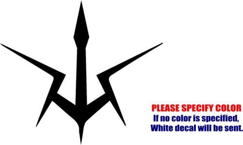 """Vinyl Decal Sticker Code Geass Anime Emblem Car Truck Bumper Window JDM Fun 9/"""""""