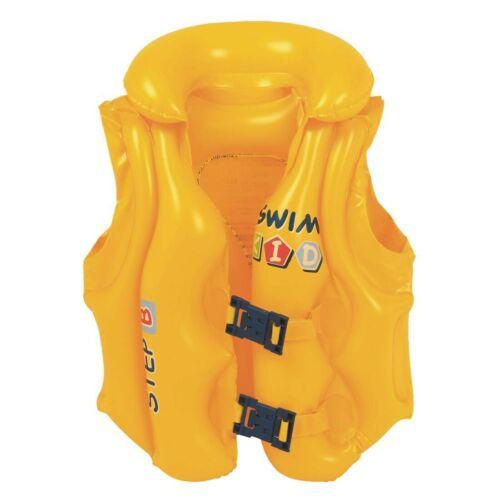 Swim Vest B Schwimmweste Schwimmärmel Wasser Weste für Kinder von 3 - 6 Jahre