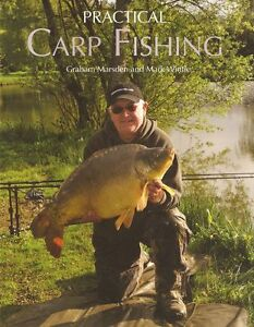 MARSDEN-COARSE-ANGLING-BOOK-PRACTICAL-CARP-FISHING-hardback-BARGAIN-new
