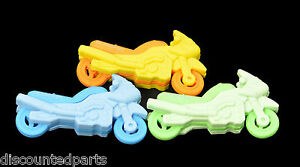 Novelty-Motorbike-Erasers-Rubbers-Motor-Bike-Motorcycle-Teacher-Student-Gifts