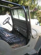 Front Roll Bar Add On Kit Jeep CJ2 CJ2A Willys Roll Cage