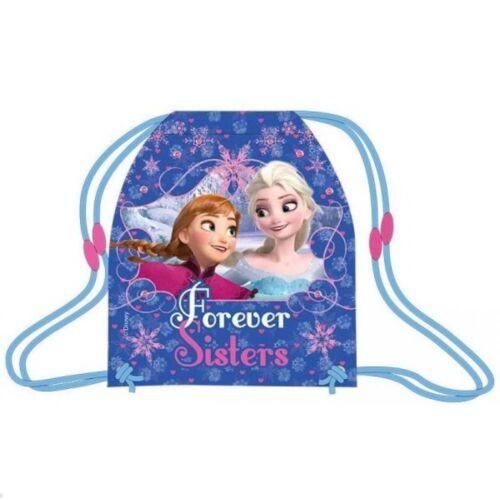 Turnbeutel-Sportbeutel Rucksack Tasche Gym Bag**Disney Frozen Die Eiskönigin**