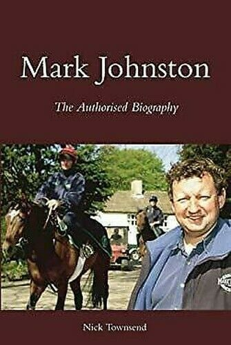 Mark Johnston Hardcover Nick Townsend
