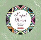 Magical Patterns Color Frame & Display by arsEdition Novelty Book (english)