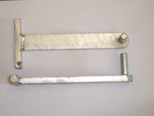 wrought iron gate hangers build in hinges gate hinge 10 mm pin 10 mm spigots