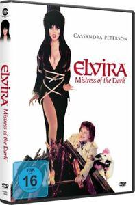 Elvira DVD-Cassandra Peterson, william morgan Sheppard, danie DVD nuevo