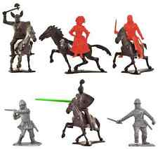 Dulcop Sheriff of Nottingham Character Set - 54mm unpainted plastic toy soldiers