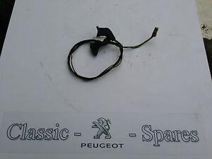peugeot 205 1 6 1 9 gti rear number plate light wiring loom ebay peugeot 207 gti black image is loading peugeot 205 1 6 1 9 gti rear