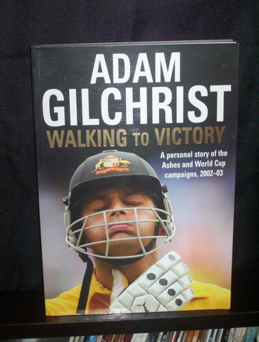 1 of 1 - Walking to Victory - Adam Gilchrist (Paperback)