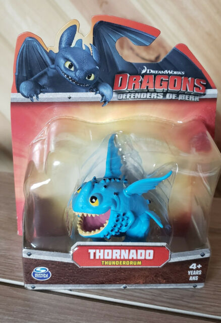 THORNADO Thunderdrum How to Train Your Dragon 2 Defenders ...