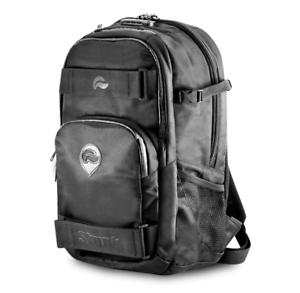 SKUNK Nomad Black Backpack Smell Proof Built in Combination Lock Bag