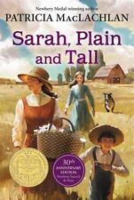 Sarah, Plain and Tall: Sarah, Plain and Tall 1 by Patricia MacLachlan (2015, Paperback, Anniversary)