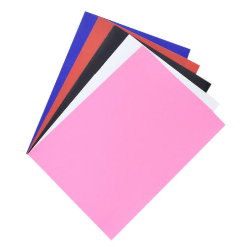 PVC Heat Transfer Vinyl Iron-on for Fabric T-shirt Clothes DIY Press Cutter Film