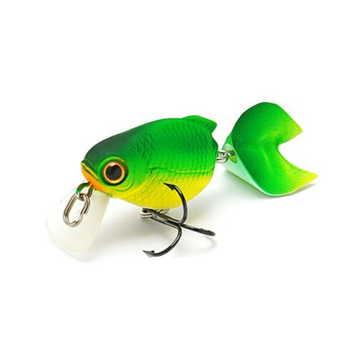 3.0g Lucky Craft KOAKA 40F Popper Surface Floating fishing lures Crank 40mm