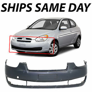 Image Is Loading NEW Primered Front Bumper Cover Replacement For 2006