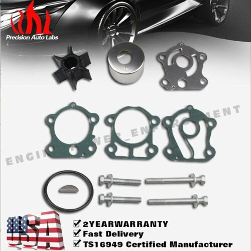For Yamaha F75 F80 F90 F100 Water Pump Repair Kit 67F-W0078-00-00 OFFICIALYAMAHA