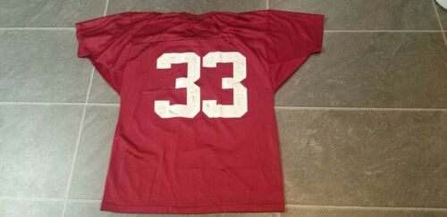 46 90's 33 Wilson Sz Jersey Vtg 80's Sooners 0UZUgq