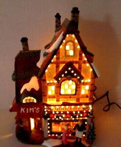 Grandeur-Noel-Kims-Grocery-Store-Victorian-Christmas-Village-2002-ambient-light