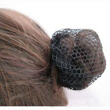 10 Pcs Black Invisible Mesh Weaving Wig Hair Net Hair Accessories