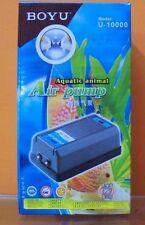 BOYU  Two Way Aquarium Air Pump model-U-10000 / model-U-9900
